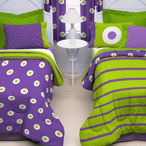 DORMITORIO PARA CHICAS - RECAMARA PARA JOVENCITAS - HABITACION PARA ADOLESCENTES via www.dormitorios.blogspot.com