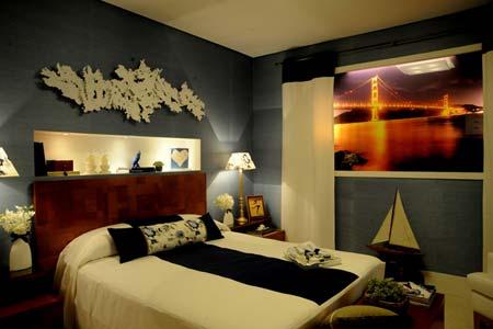 SIMULAR VENTANAS EN DORMITORIO SIN VENTANAS BEDROOMS WITH NO WINDOWS